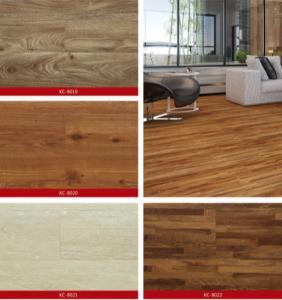 China Plastic Commercial Lvt Flooring , Quick Step Lvt Luxury Vinyl Tile on sale