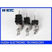 Through Core Coaxial Cable Clamps , 304SS 6 Way Electrical Cable Clamp Telecom Part Manufactures