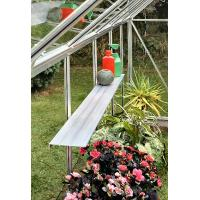 greenhouse shelf with white color Manufactures