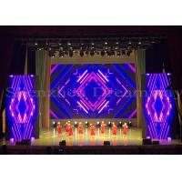 China DJ P2.5 Indoor Advertising Led Display Screen Billboard 320*160 Panel For Stage / Church on sale