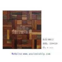 Drift Wood Mosaic Old Ship Mosaic Solid Wood Mosaic Manufactures