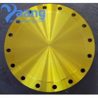 Buy cheap 1/2inch to 72inch Alloy steel blind flange from wholesalers