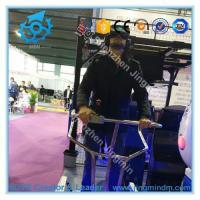 Easy Operate 9D VR cinema Equipment 9D Cinema With VR Glasses Manufactures