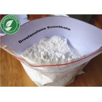 High Purity Muscle Growth Steroid Powder Drostanolone Enanthate CAS 472-61-1 Manufactures