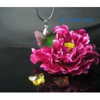 Beautiful Fashion Crystal Necklace JDNE-503 Manufactures
