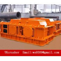 Convenient Mining Rock Crusher / Coal Tooth Roll Crusher Large Capacity Manufactures