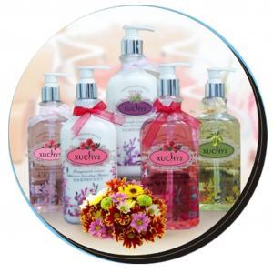Natural Herbal Hair Shampoo , 350ml Hydra Shampoo Rose Oil #ST-312-329 Manufactures