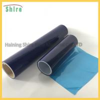 Anti Dust Polyethylene Protective Film For Brushed Aluminum Plate for sale