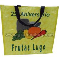 GX2012071 Shopping Bag bright color and elegant design laminated and printed Manufactures