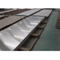 China Mill Edge Stainless Steel Metal Sheet / Stainless Steel 304 Plate Construction on sale