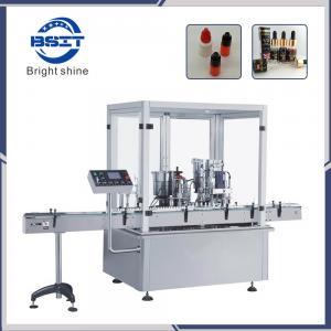 China Automatic E Cigarette (E-cig) Eyedrop E-Liquids Oil Filling sealing Machine on sale
