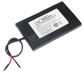 Airsoft Gun 7.4volt 1000mah Li-Polymer Battery Packs For RC Car Manufactures