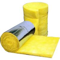 Fiberglass Wool Blanket With Aluminum Foil Manufactures