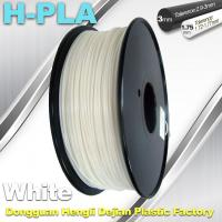Multi-color PLA Filament 1.75mm , 3D Printer Filament 1.0kg Net Weight Manufactures