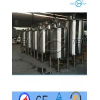 ss304 / ss316 Stainless Steel Pressure Vessel Storage Health Tank Manufactures