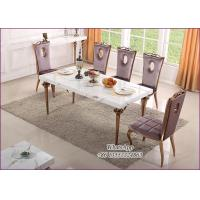 Stainless Steel Dining Table and Chairs For Sale With Best Price (YS-1) Manufactures