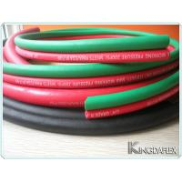 China 6mm 9mm PVC and Rubber Oxyen Acetylene Twin Hose on sale