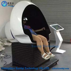 China Canton Fair reliable 9d VR cinema supplier, best quality 5d 7d 11d cinema factory on sale