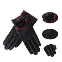 China Durable Leather Riding Gloves , Fashion Customized Mens Riding Gloves on sale