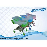 Mobile Hospital Baby Cuna , Transparent PP Crib ABS Side Rails Manufactures