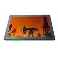 Rugged Metal Shell 17 Inch Hd Cctv Monitor , Industrial Panel Pc Touch Screen Manufactures