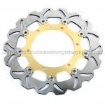 XJR 1300 Motorcycle Brake Disc Disk Brakes Yamaha XVS 1300 CNC Aluminium Alloy Manufactures
