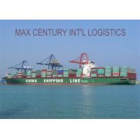 Professional China To Chile Sea Freight Services International Cargo Shipping Manufactures