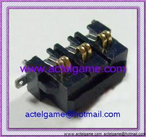 NDSi battery socket Nintendo NDSi repair parts Manufactures