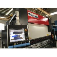 Quality Steel Plate 7 Axis 400 Ton 6000 MM CNC Press Brake Bending Machine With CE and for sale