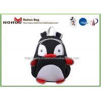 Quality Baby Animal Toddler Book Bag Kids Penguin Cute Backpacks For School for sale