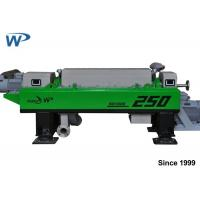 """10"""" Screw Bowl 3 Phase Decanter Centrifuge 380/460V Or Customized Voltage Manufactures"""
