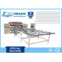 Automatic Wire Welding machine for Security Fence / Cage Mesh / Reinforcing Mesh Manufactures