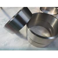Quality ASTM B381 Forged Sleeve Titanium Forging Bushings Durable Light Weight for sale
