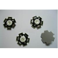 Ultra Bright 3W High Power LED For Aquarium Lighting 15000 - 20000K Cold White Manufactures