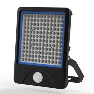150W  15000LM  CRI >80 led floodlight with pir sensor , Ultra Sensitivity Manufactures