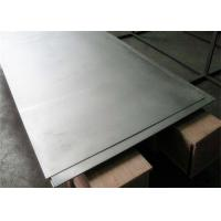 China Inconel 600 601 625 718 Alloy Steel Metal Plate Hot Rolled 1m - 12m Length on sale