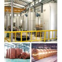 Copper Strips Bell Type Annealing Furnace 2700mm Loading Height Manufactures