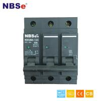 NBSM8-125 3P Smart Plug Fuse Circuit Breaker 30A Thermal / Magnetic Release Manufactures