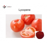 Red Antioxidant 90% Pure Lycopene Powder Manufactures
