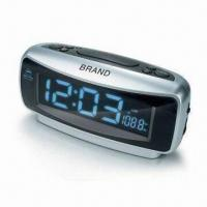 Digital Dual Alarm Clock with AM/FM Radio and Built-in Speaker Manufactures