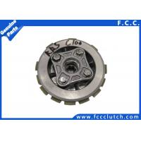 Honda Scooter Center Clutch Assembly , FCC Original Motorcycle Clutch Parts Manufactures