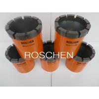HWT Impregnated Hard Rock Casing Shoe Drill Bits For Exploration Core Drilling Manufactures