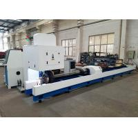 High Efficiency CNC Pipe Cutting Machine 750W Water Cooling Galvanized Iron Manufactures