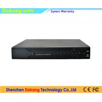 24CH P2P Network Digital Video Recorder Hard Disk With SATA Port Manufactures