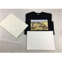 China Mug Sublimation Heat Transfer Paper , 3G JET Opaque Inkjet T Shirt Printing Paper on sale