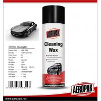 High preformance Waterless cleaning wax spray for car cleaning and gloss Manufactures
