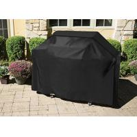 Easy Clean Waterproof Furniture Covers 58 Inch Grill Covers Outdoor For Brinkmann / Char Broil Manufactures