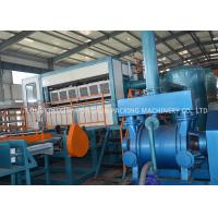 Large Capacity Waste Paper Recycling EggTray Production Line Pulp Tray Machine Manufactures