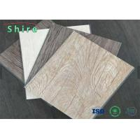 Waterproof LVT Flooring Commercial Use Vinyl Plank Easy Installation Manufactures
