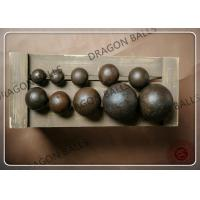 High Capacity Hot Rolling Steel Balls Multi Functional Durable Unbreakable Manufactures